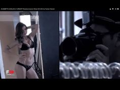 "Beautiful and Sexy ELISABETTA CANALIS for ""LORMAR"" Photoshoot AW 2013 2014 by Fashion Channel"
