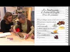 Recette : le nontronnais - Les carnets de Julie - YouTube Julie Andrieux, Biscuit, France 3, Cooking Recipes, Pains, Youtube, Desserts, Diy, Searching