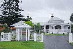 Traditional designed Queenslander home here in Brisbane.