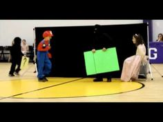 Super Mario Bros. talent show skit South Pekin GS