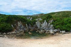 Gulpiyuri-Beach