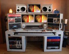 cheap diy ikea home studio desk studio desk desks and studio. Interior Design Ideas. Home Design Ideas