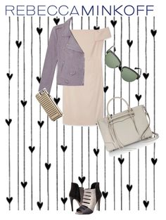 """Rebecca <3"" by everithingaboutyou ❤ liked on Polyvore featuring Camp, Rebecca Minkoff, women's clothing, women, female, woman, misses, juniors, contestentry and seebuywear"