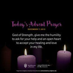 Christmas Prayer, Christmas Quotes, 12 Days Of Christmas, Today's Prayer, Daily Prayer, Catholic Beliefs, Catholic Art, 7 Sorrows Of Mary, Advent Prayers