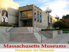 Housing over 35,000 works of art dating from antiquity to the present day,the Worcester Art Museum exhibits pieces representing cultures from all over the world.