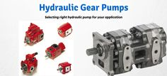 Essential facts to know about #hydraulic #gear #pumps in India
