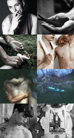 Raven boys - Ronan/Adam