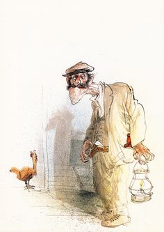 George Orwell's Animal Farm Illustrated by Ralph Steadman | Brain Pickings