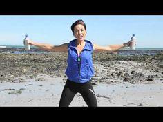 Dagbreek: Op jou merke - Linda Kriel, Arms - YouTube Exercises, Workouts, Fitness Nutrition, Health Remedies, Workout Videos, Pilates, Arms, Weight Loss, Anton