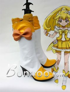 Pretty cure Kise Yayomi Cosplay shoes