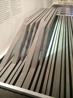 #marble #bench #outside #inside #geometric
