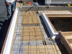 Great Seven Steps To Placing Glass Embeds In Concrete Countertops. Includes  Information About Seeding Glass On The Countertop Surface, Glass Color  Choices, ...