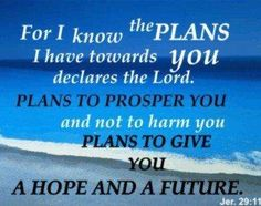 ~ our plans ~