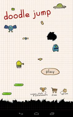 About doodle jump on pinterest doodles android and android apps