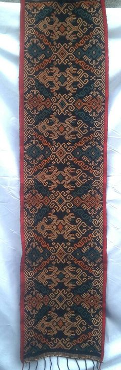 TRADITIONAL HANDWOVEN  FROM EAST NUSA TENGGARA
