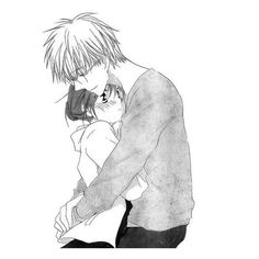 Anime (abrazo) :3