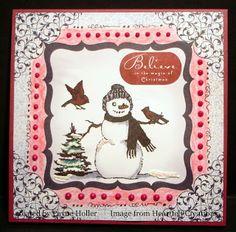 .......Payne Holler Cards: Heartfelt Creations Alumni September Hop