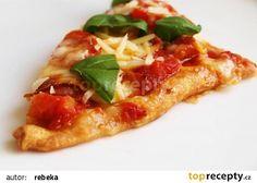 Těsto na pizzu recept - TopRecepty.cz