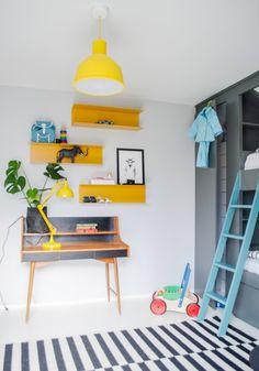 Multifunksjonelt soverom på Skansemyren | RoomDesign – Interiørdesign Bergen