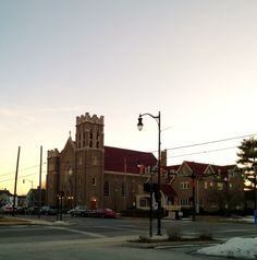 St. Columbkille Catholic Church, Wilmington, Ohio