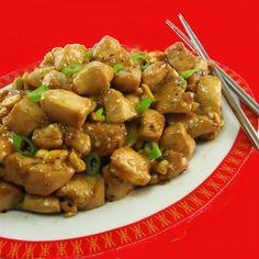 Kung Pao-ish Chicken