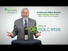 SupermarketGuru - California Olive Ranch Extra Virgin Olive Oil Miller's Blend Bold & Peppery