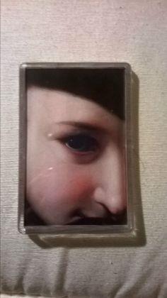 IMAN  ACRILICO DE ROSTRO  MEDIDA 7X5  Fridge Magnets