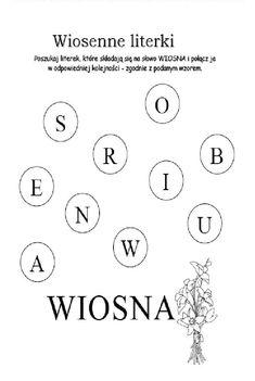 Polish Language, Education, Words, Speech Language Therapy, Teaching, Training, Educational Illustrations, Learning, Horse