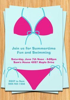 Eventful Cards - Bikini Beach Party Invitation (http://www.eventfulcards.com/products/Bikini-Beach-Party-Invitation.html)