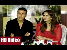 Akshay Kumar & Huma Qureshi's UNCUT interview for Jolly LLB 2 movie. Jolly Llb, Huma Qureshi, Akshay Kumar, 2 Movie, Bollywood Actors, Gossip, Interview, Music, Youtube