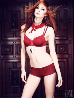 Marlies Dekkers - Undreassed - Afterglow AW2013
