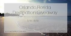 #Florida getaway Ends: 8/10/2013 11:59 PM EST US/CA/MX