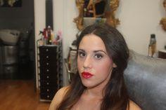 Maquillaje Cazcarra