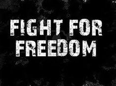 freedom..