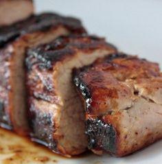 Lombo de Porco no Mel e Manteiga @ Pip!