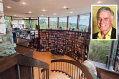 Charlton Heston's Incredible Time Capsule House Hits Market