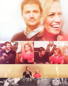 One Tree Hill - Naley - Nathan Scott (James Lafferty) & Haley James Scott (Bethany Joy Lenz) Always and Forever - An Evening With One Tree Hill