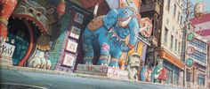 The Art of Tekkonkinkreet