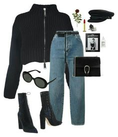 how to style outfits Adrette Outfits, Polyvore Outfits, Stylish Outfits, Winter Outfits, Fashion Outfits, Womens Fashion, Outfit Goals, My Outfit, Look Fashion