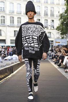 online store 6d98a 612b7 Henrik Vibskov Menswear Spring Summer 2015 Paris