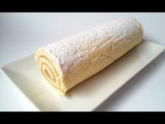 Brazo de gitano relleno de dulce de boniato - YouTube
