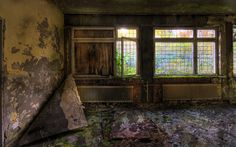 Urban Ruins and Abandoned buildings Wallpapers - HD Wallpapers 82634
