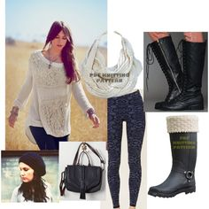 """""""Buy & DIY 8"""" by pam-powers-knits on Polyvore"""