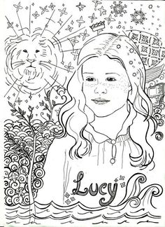 8 best The Chronicles Narnia Coloring Pages images on Pinterest in ...
