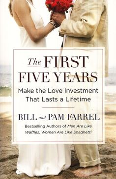 In this interview, marriage counseling team Bill and Pam Farrel give helpful advice for couples navigating the first five years of marriage and encourage them to set an early standard of healthy communication and conflict.