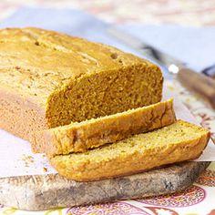 Spiced Pumpkin Bread | MyRecipes.com