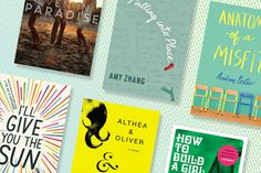 The Best YA Books You Should Read This Fall 2014.