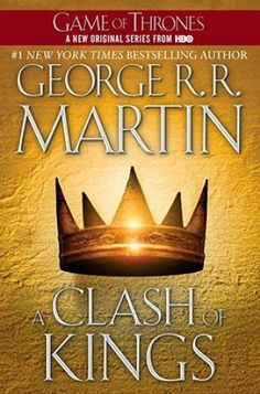 A Clash of Kings - J.A. Giunta's current read
