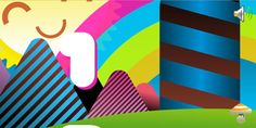 22 Examples of Rainbow Elements in Web Design