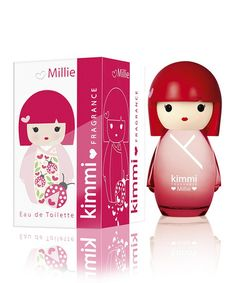 Millie Eau de Toilette & Sticker Set by KIMMI Fragrance #zulily #zulilyfinds